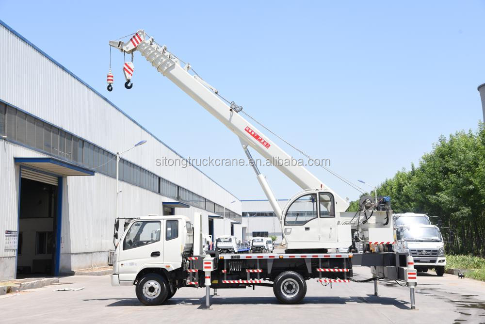 Hydraulic Telescopic Knuckle Boom Crane for sale