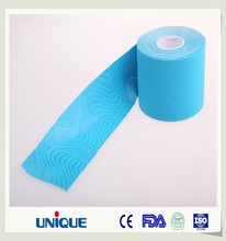 Cotton Self-adhesive Elastic solvent based acrylic adhesive Kinesiology Tape