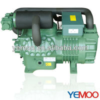 Yemoo 30HP double stage refrigeration compressor condensing unit Bitzer freon R404a for cold storage