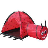 Children Tunnel Design Tent Baby Toy Play Game House