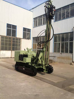 Drilling Rig For Micro Pile, Anchor, Ground Screw Pile Drilling Machine MZ385Y