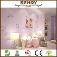 interior wall design material wallsticker 3d children's wall murals china factory