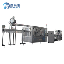 Auto Most Rotary Gravity Bottle Washing Filling Capping Machine Price