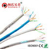 professional 24/26/28 AWG lan cable CAT5E&CAT6 cable manufaturer