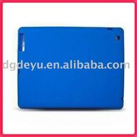 Promotion for i pad 2 covers Rubber case Glow Silicone Cases for iPad 2 cases Fashionable Aesthetic