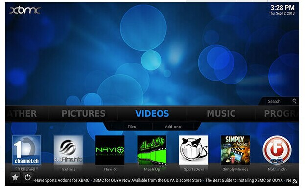 android 4.2 xbmc pre-installed 3d smart tv box,network media player OEM/ODM orders supported