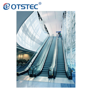 Speed 0.5m/s Low Noise Economical Safe home escalator Outdoor