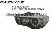 Head Lamp For BMW 5 Series F10 10-11