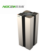China high effective room ionization air purifier with hepa carbon filter