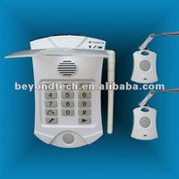 Personal Medical Alert Systems for Seniors - Live Independently At Home CX-66A