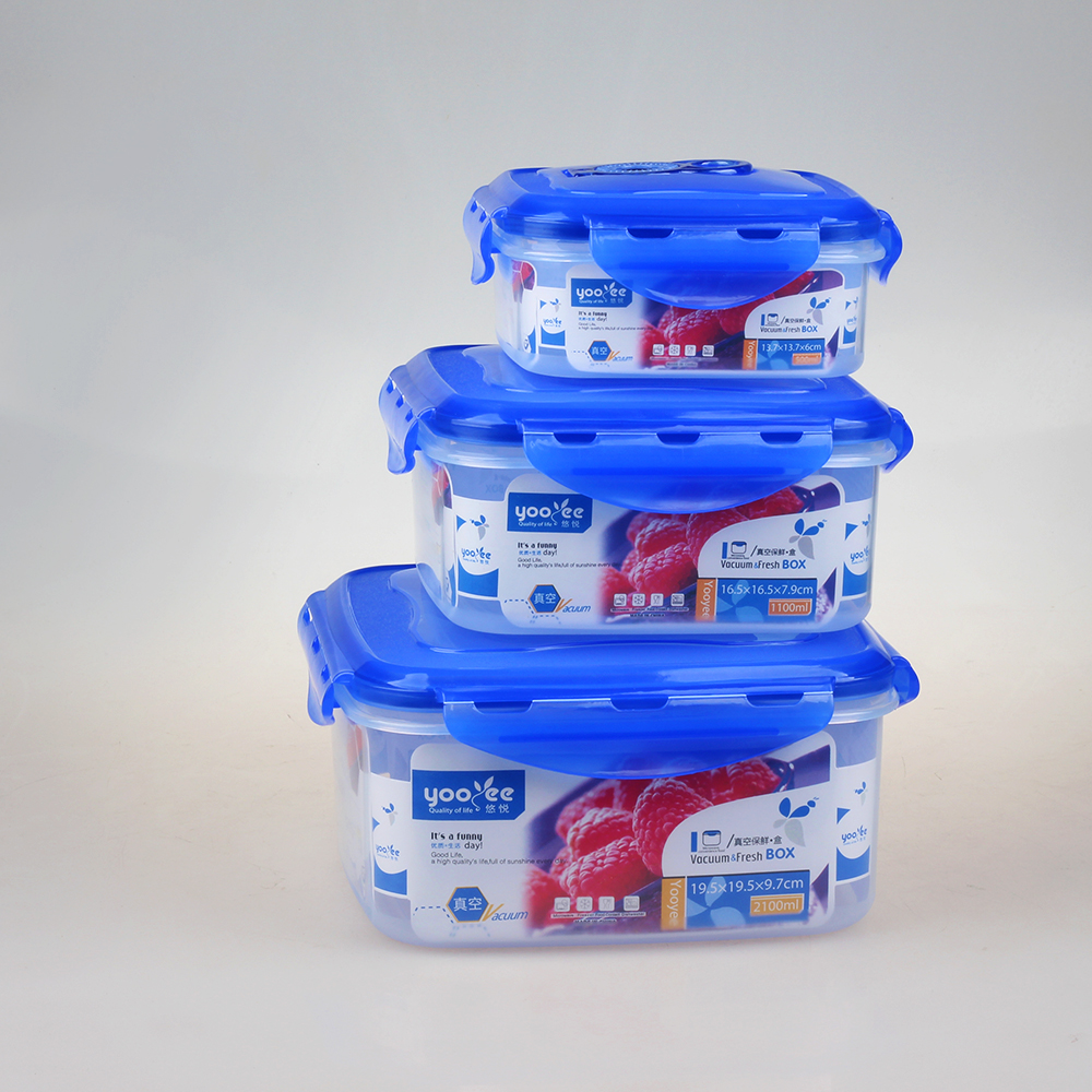 Drop off 20% Shantou Houseware Microwave Dishwasher Safe Food Container <strong>Plastic</strong>