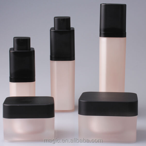 dual cosmetic pump bottles,cosmetic bottles & jars,plastic squeeze bottle cosmetic