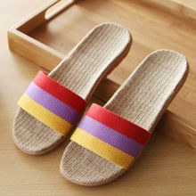 $6 china shoe factory fashion women cheap wholesale grass slippers