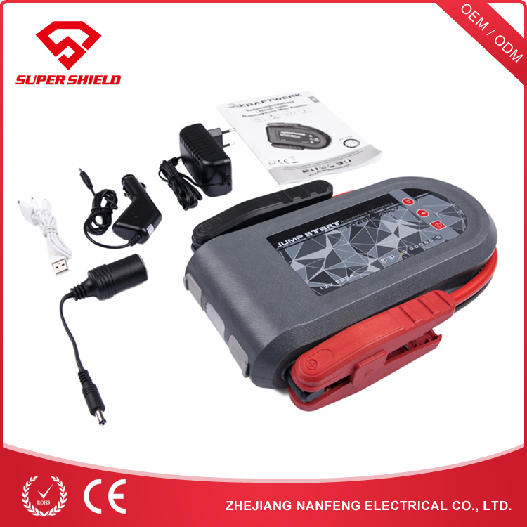 NANFENG New Items 2017 40500Mah Portable Mobile And Car Battery Jumper Start & Power Bank