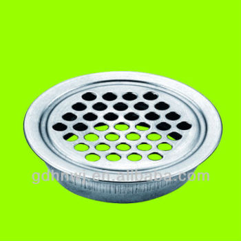 hotsales Stainless steel Round furniture ventilator (VH19)