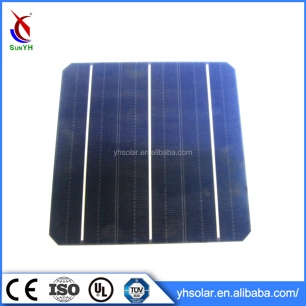 Pollution Reduction Solar Cell Price 2.86W Photovoltaic Solar Cell