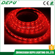 china supplier ce rohs 5050 300leds 14.4W/m waterproof led strip 24v rgb addressable