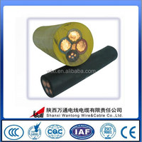 Mining Rubber Flexible Cable 4mm (MY MYP) Type rubber cable cat5e
