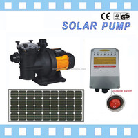 solar powered water pump for swimming pool