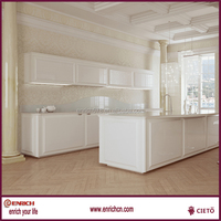 professional desing promotion acrylic laminate kitchen cabinet door