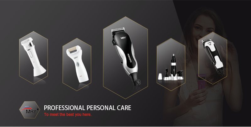 MRY New Portable Professional DC Motor Cord Hair Clipper Shaving Machine