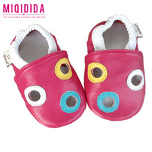 Genuine leather OEM ODM service baby sandal toddler shoes soft sole