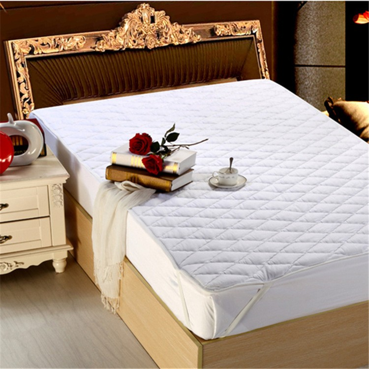 High Quality Queen Size Waterproof Hotel Bed Decorative