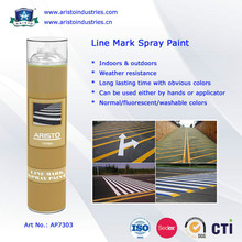 Multi-color Line Mark Spray Paint/Road Marking Paint