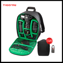 Hot wholesale Tigernu bag hidden camera! Stylish New Pattern Travel Waterproof Video Photo Digital Camera dslr Backpack