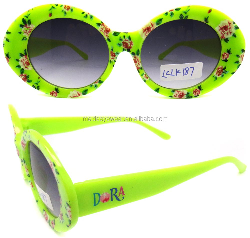 Uv plastic toy sunglasses for kids party favors