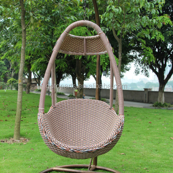 Outdoor Furniture Freestanding Chair Garden Chair Outdoor Hanging Garden  Reclining Outdoor Swing Chair