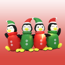Hot Selling christmas costumes christmas penguin ornaments christmas decorations for home