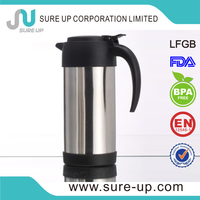 vacuum flask keeps drinks hot and cold for 24 hours insulated double wall stainless steel jug (JSUG)