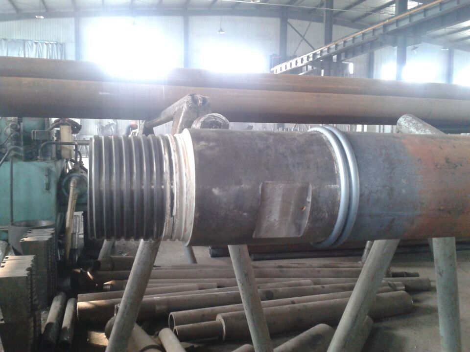 114mmx6m RC drill pipe