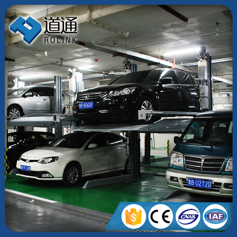 indoor car parking machines