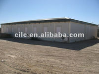 ISO LPCB ABS certification container shed