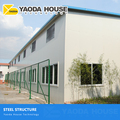 Thailand elegant easy assemble construction materials design steel structure prefab warehouse homes prices