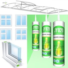 JY920 eco-friendly products car windshield rubber auto glass rubber adhesive and sealant silicone glue glass sealant