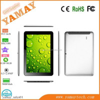 10 inch Android 4.2 OS tablet pc RK3188 Quad core CPU high definition 1280*800 pixels tablet pc software download