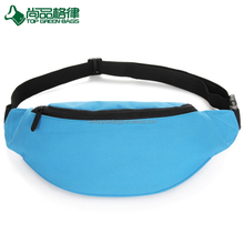 Hot selling running waist pouch sports waist bag single pocket for hiking fitness