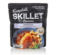 colorful printed plastic bag for skillet sauce chicken