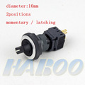 HABOO chang switch ring use it can change the dia.16mm switch to dia.22mm only for round head push button switch