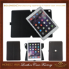 360 degree rotating leather flip military case for ipad air 2 leather stand case for ipad air 2