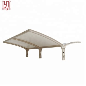 Canopy shade building building membrane structure for carport car