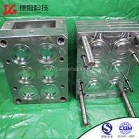 High Standard Custom Making Spare Parts Plastic Injection Moulding