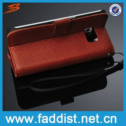 leather phone case for samsung galaxy s6 edge china alibaba