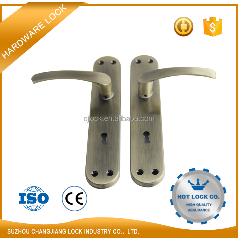Goods From China Zinc Door Handle