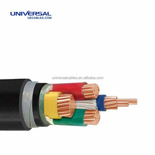 IEC 60502 0.6/1 kv Steel Tape Armoured PVC Insulated Power Cable