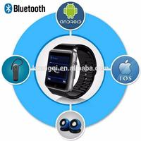 Hot selling smartwatch heart rate monitor android 4.4 gps location smartwatch hand mobile watch phone price