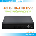 Economic Price High Quality 720P 4CHS HD-AHD network Dvr